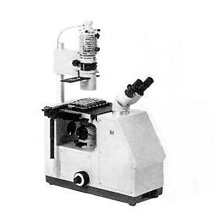 Inverses Mikroskop IM