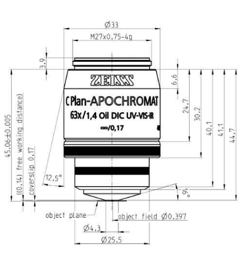 Mechanical Dimensions