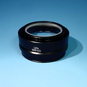 Front lens system 1.25x FWD 60mm