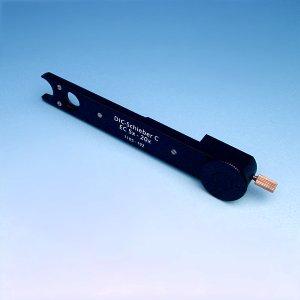 C-DIC-Schieber 6x20 für EC EPN 5x-20x/LD EC EPN 20x-50x/EC EP 5x-100x