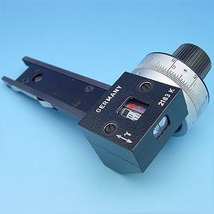 Tilting compensator K 0-30 Lambda, 6x20 (D)