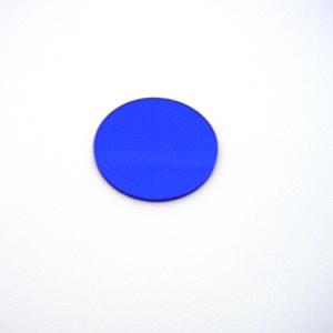 Kontraststeigerndes Blaufilter, d=32x2 mm