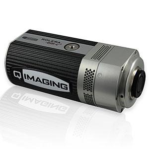 EMCCD Cámara QImaging Rolera em-c2 (D)