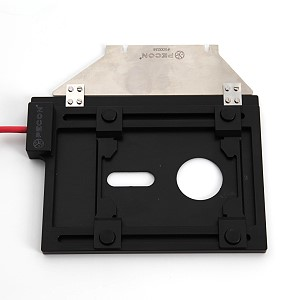 Heatable universal mounting frame A-H S1 for KT 75x50 (D)