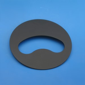 Stage insert, metal; D=110 mm