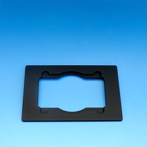 Mounting frame for Petri dishes d=65 mm