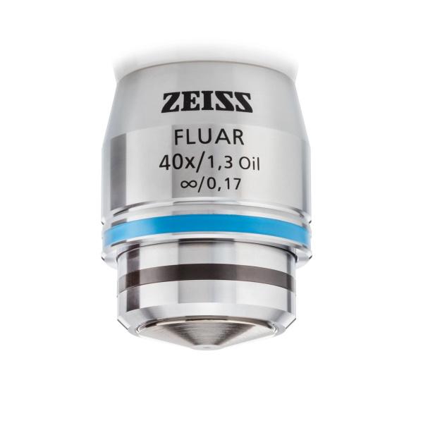 "Objective ""Fluar"" 40x/1.30 Oil M27"