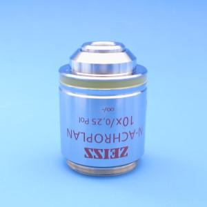 Objektiv N-Achroplan 10x/0,25 Pol M27