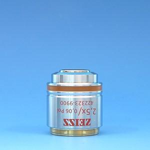 Objective EC Epiplan-Neofluar 2.5x/0.06 Pol M27