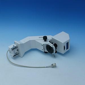 Träger für Durchlichtbeleuchtung mit LCD-Display und Lichtmanager