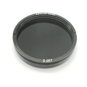 Neutral-density filter 0.05 for condenser