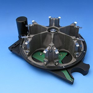 6-position reflector turret mot. for P&C modules