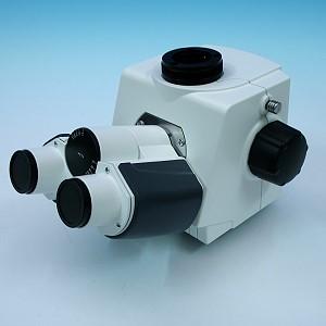 Binocular Ergophototube 20°/23 (100:0/0:100), reversed image
