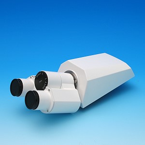 Binocular tube 30°/23, reversed image