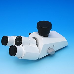 Binocular phototube 30°/23 (100:0/0:100), reversed image