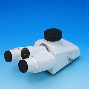 Binocular phototube 20°/23 (100:0/0:100), upright image