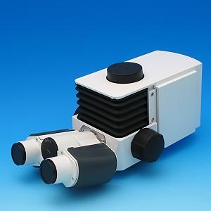 Comfortable binocular Ergophototube 15°/23 (50:50)