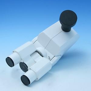 Binocular Ergophototube 8-38°/20 (50:50), reversed image