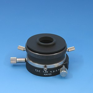 Camera Adapter T2-C 1'' 1.0x; adjustable