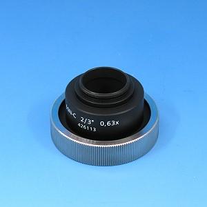 Adattatore fotocamera 60N-C 2/3'' 0,63x