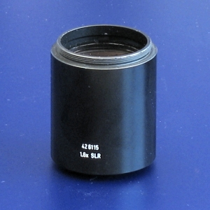 Camera Adapter T2-T2 DSLR 1.6x