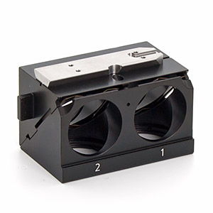 Filter module 2-position Duolink