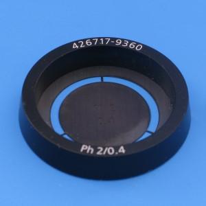 Ringblende Ph 2/0,4 für Schieber