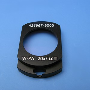 DIC slider Senarmont 75 W PA 20x/1.0 III