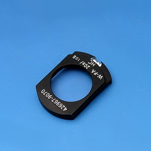DIC slider Senarmont 75 W PA 20x/1.0 HC II