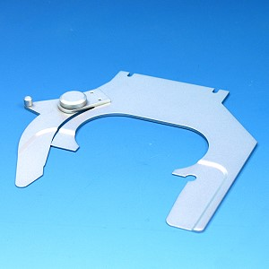 Ergo specimen holder for 76x26 mm slides, for one-hand operation