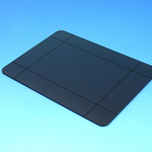 Einlegeplatte Metall (D)