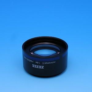 Objetivo acromático S 1,0x FWD 63 mm