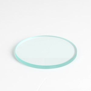 Glass Plate D=84x5 mm