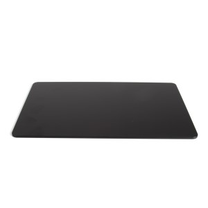 Placa insertable S de metal 237x157x3mm (D)