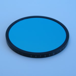 Filter IR BP 750-790 nm d=32 x 2 mm for IR-DIC