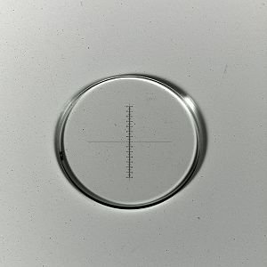 Strichkreuzmikrometer 14:140, d=26 mm