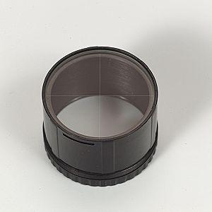 Okular-Strichkreuzplatte, d=26 mm
