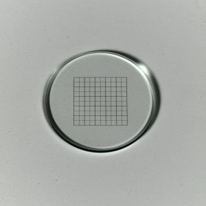 Micrometro rete 12,5x12,5/5;10, d=26 mm
