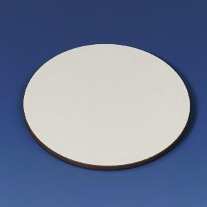 B/W plastic plate, d=84 mm
