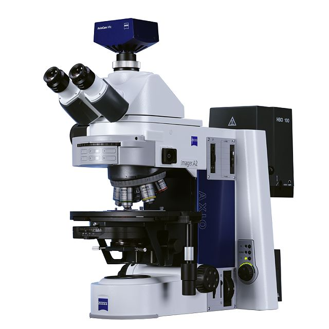 Microscope Axio Imager.A2, coded