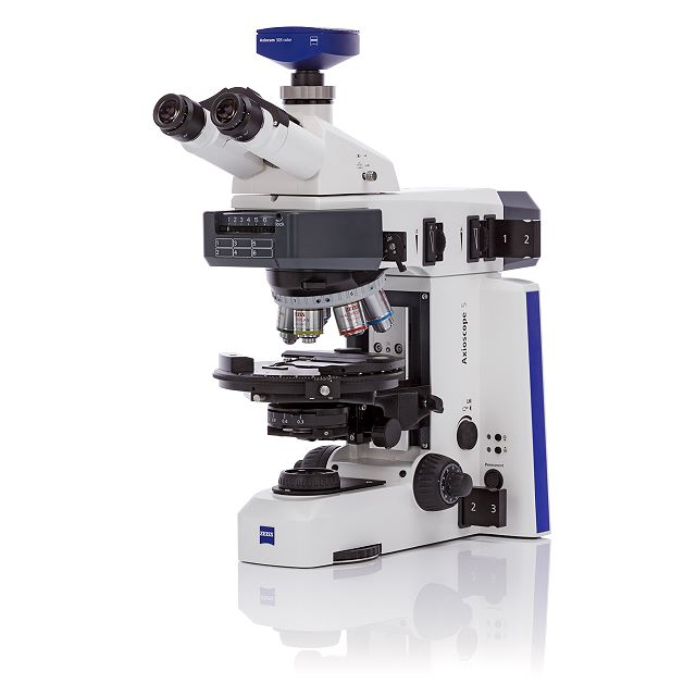 Microscopio Axio Scope 5 Pol TL Hal 50