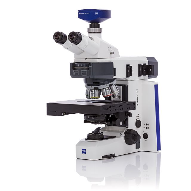 Microscope Axioscope 7 complete system