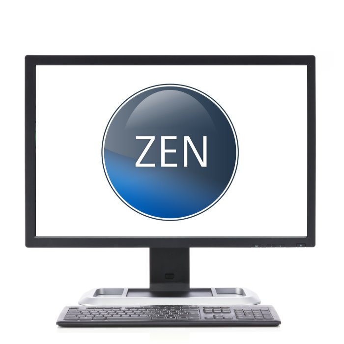 ZEN 3.0 SR desk Hardware License Key